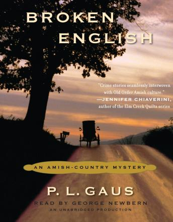 Broken English: An Amish-Country Mystery (#2), P. L. Gaus