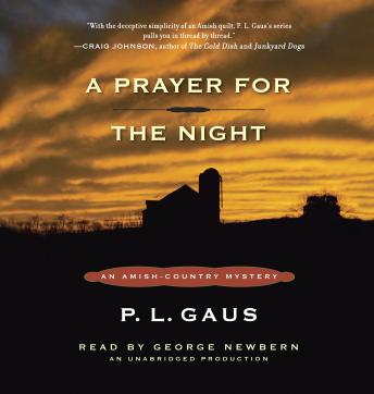 Prayer for the Night: An Amish-Country Mystery (#5), P. L. Gaus