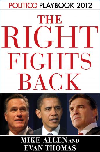 Right Fights Back: Playbook 2012 (POLITICO Inside Election 2012) sample.