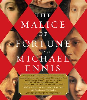 Malice of Fortune, Michael Ennis