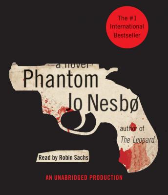 Phantom, Jo Nesbo