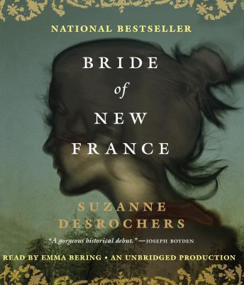 Bride of New France, Suzanne Desrochers