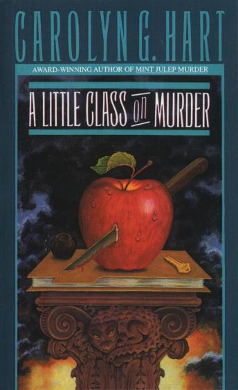 Little Class on Murder, Carolyn Hart