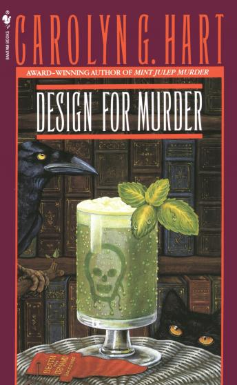 Design For Murder, Carolyn Hart