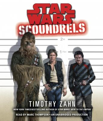 Scoundrels: Star Wars Legends