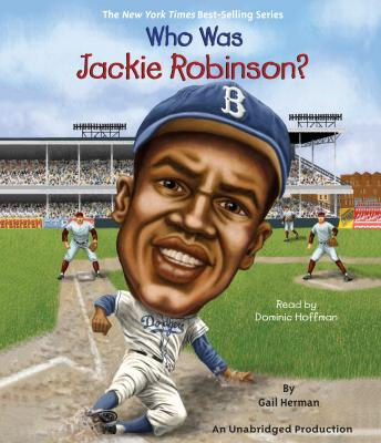 Download Who Was Jackie Robinson? by Gail Herman