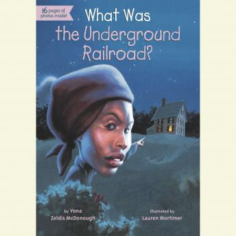 What Was the Underground Railroad?, Yona Z. McDonough