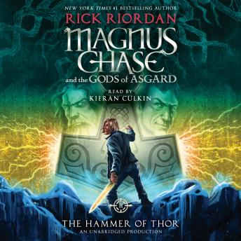 listen to magnus chase and the gods of asgard book two the