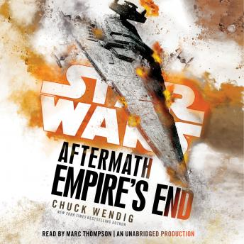 Empire's End, Chuck Wendig