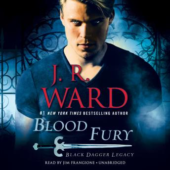 Blood Fury: Black Dagger Legacy sample.
