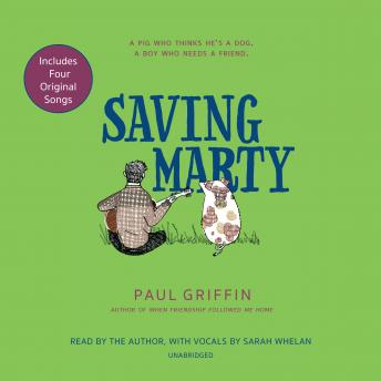 Saving Marty, Paul Griffin