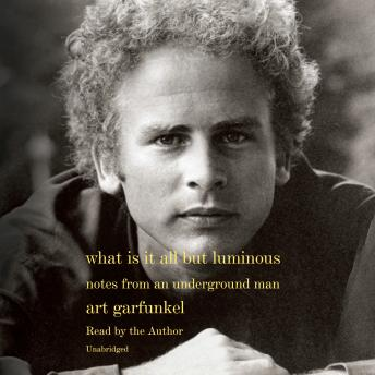 Download What Is It All but Luminous: Notes from an Underground Man by Art Garfunkel