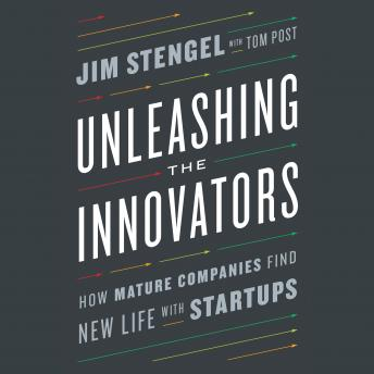 Unleashing the Innovators: How Mature Companies Find New Life with Startups, Tom Post, Jim Stengel