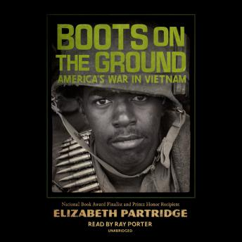 Download Boots on the Ground: America's War in Vietnam by Elizabeth Partridge