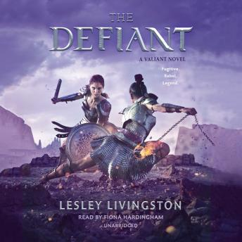 Defiant, Lesley Livingston