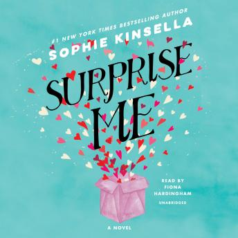 Surprise Me: A Novel sample.