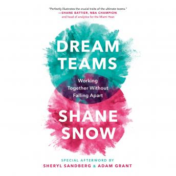 Download Dream Teams: Working Together Without Falling Apart by Shane Snow
