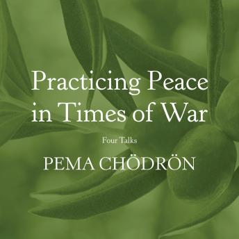 Practicing Peace in Times of War: Four Talks