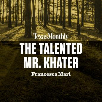 Download Talented Mr. Khater by FRANCESCA MARI