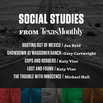 Social Studies from Texas Monthly, Various Authors