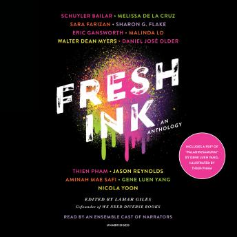 Fresh Ink: An Anthology, Nicola Yoon, Jason Reynolds, Melissa De La Cruz, Various