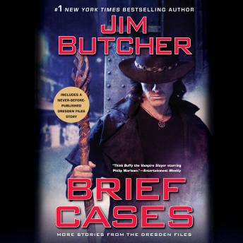 Download Brief Cases by Jim Butcher