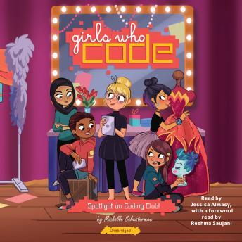 Spotlight on Coding Club! #4