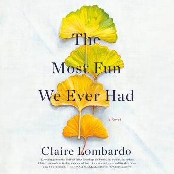 The Most Fun We Ever Had: A Novel