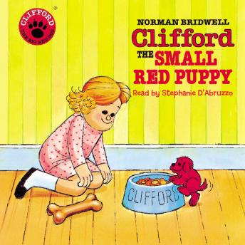 Clifford the Small Red Puppy, Norman Bridwell