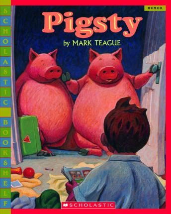 Pigsty, Mark Teague
