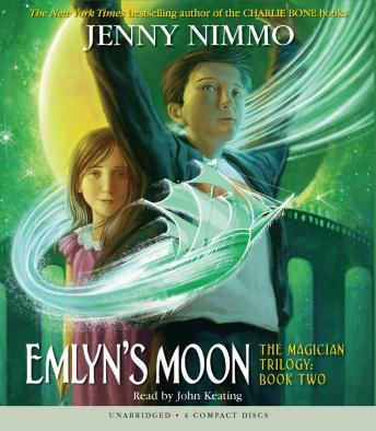 Magician Trilogy Book Two: Emlyn's Moon, Jenny Nimmo
