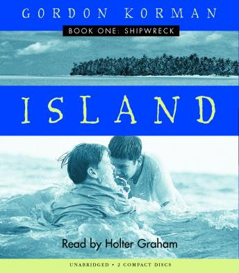 Island Book One: Shipwreck, Gordan Korman