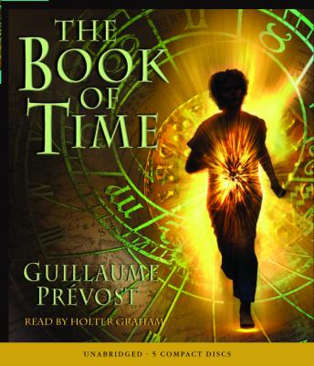 Book of Time, Guillaume Prevost