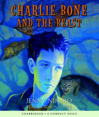 Charlie Bone and the Beast, Jenny Nimmo
