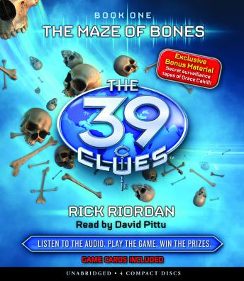 The 39 Clues Book One: The Maze of Bones