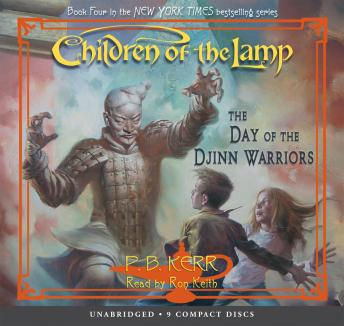 Children of the Lamp #4: The Day of the Djinn Warriors