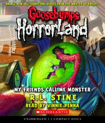 Goosebumps Kids Trapped On Picture