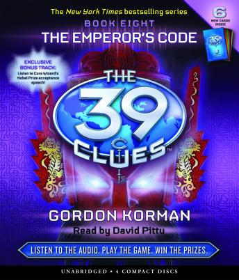 The 39 Clues Book Eight: The Emperor's Code
