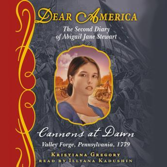 Dear America: Cannons at Dawn, Kristiana Gregory