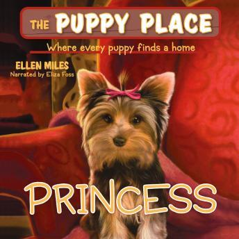 Listen To Puppy Place 12 Princess By Ellen Miles At Audiobookscom