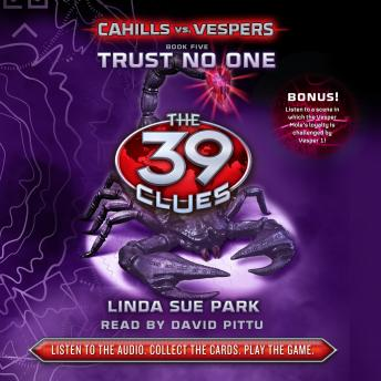 39 Clues: Cahills vs. Vespers Book 5, Linda Sue Park