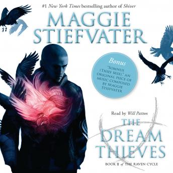 Dream Thieves: Book 2 of the Raven Cycle, Maggie Stiefvater