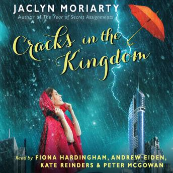 The Cracks in the Kingdom: Book 2 of the Colors of Madeleine