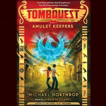 Tombquest #2: Amulet Keepers