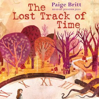 Lost Track of Time, Paige Britt