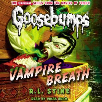 Classic Goosebumps: Vampire Breath