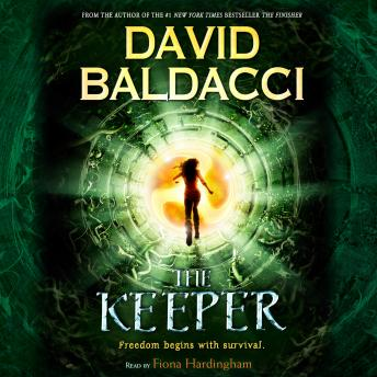 The Keeper: Book 2 of Vega Jane