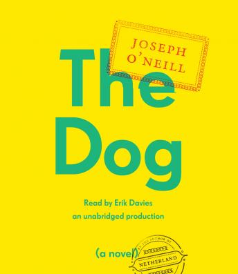 Dog: A Novel, Joseph O'Neill