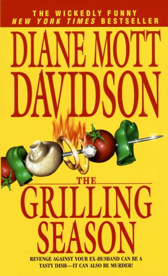 The Grilling Season: A Culinary Mystery (The Goldy Bear Culinary Mystery Series)