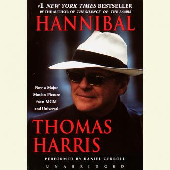 Hannibal: A Novel, Thomas Harris